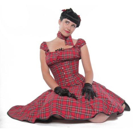 burlesque korsetten