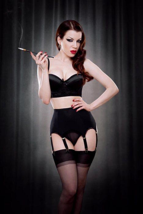 lingerie retro