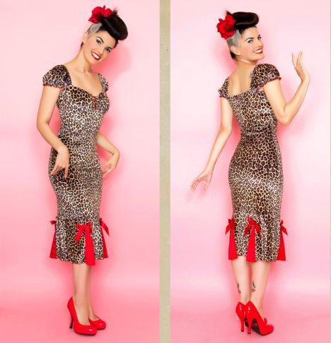 pin up jurken