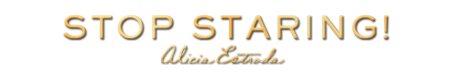 stop staring logo