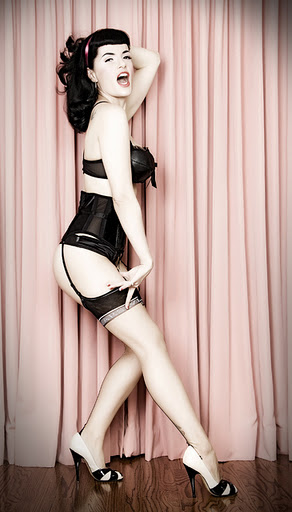 Pin-Up-lingerie