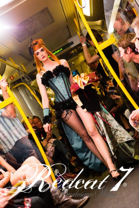 burlesque kleding