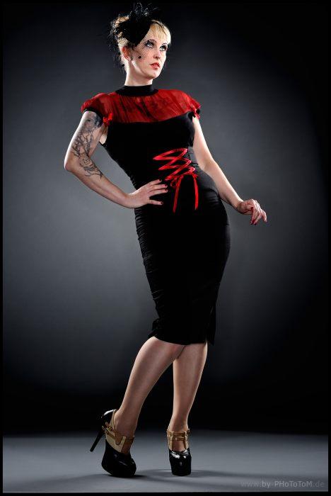 kokerrok jurk