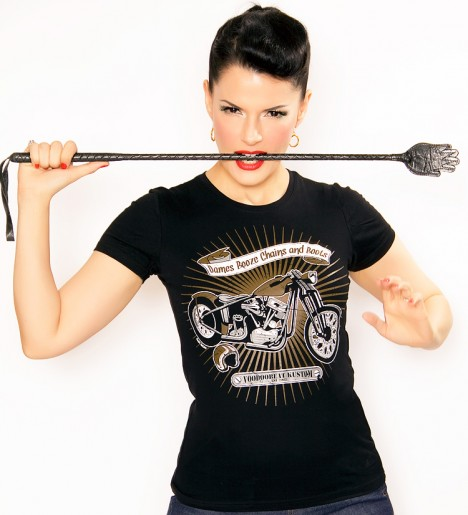 pin up t-shirts