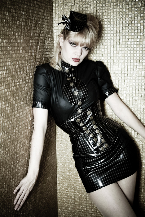 pinstripes latex