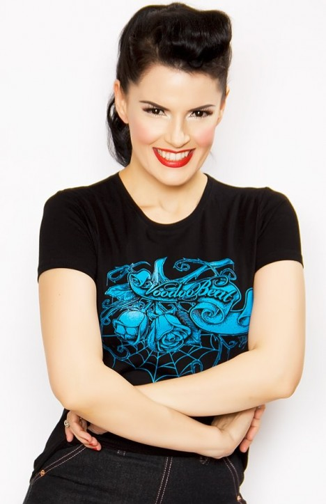 rockabilly t-shirts