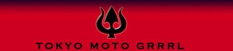 tokyo moto grl logo