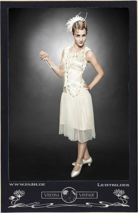 jaren 20 jurk