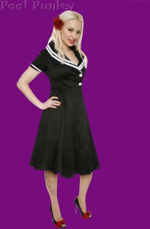 zwarte jurken